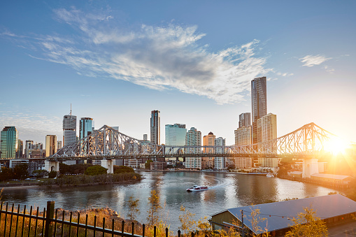 Queensland「Brisbane City Story Bridge」:スマホ壁紙(12)