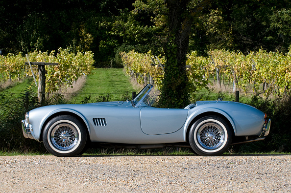 Side View「1964 AC Cobra MKII 289」:写真・画像(17)[壁紙.com]