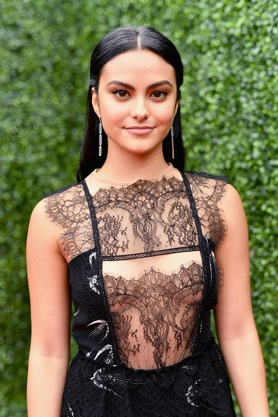 Camila Mendes「2018 MTV Movie And TV Awards - Red Carpet」:写真・画像(2)[壁紙.com]