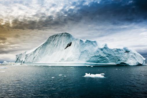 北極「壮大な氷山ノースポールグリーンランド Artic ウォーター」:スマホ壁紙(1)
