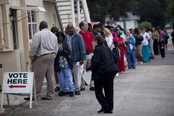 Florida - US State「U.S. Citizens Head To The Polls To Vote In Presidential Election」:写真・画像(17)[壁紙.com]