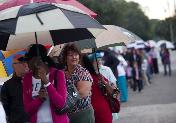 Florida - US State「U.S. Citizens Head To The Polls To Vote In Presidential Election」:写真・画像(14)[壁紙.com]