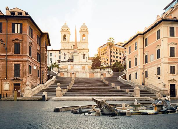 Piazza di Spagna, Spanish steps, Rome:スマホ壁紙(壁紙.com)