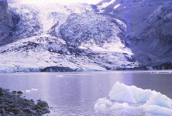 Eyjafjallajokull Glacier「Eyjafjallajokull Glacier Lake」:写真・画像(3)[壁紙.com]