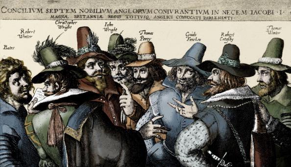 17th Century「The Gunpowder Plotters conspiring」:写真・画像(5)[壁紙.com]