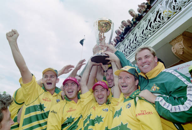 Australia win the 1999 ICC Cricket World Cup Final:ニュース(壁紙.com)