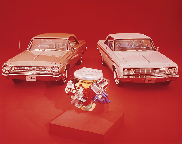 Two Objects「Dodge And Plymouth」:写真・画像(5)[壁紙.com]