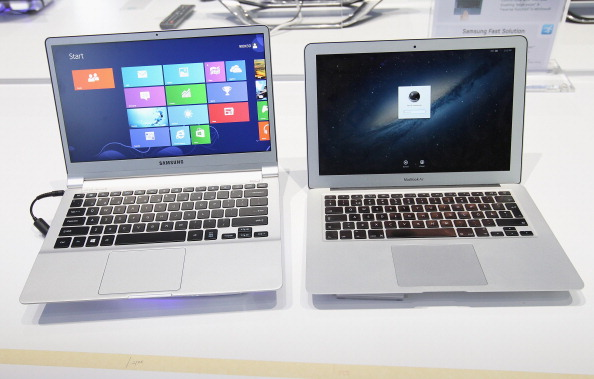 Laptop「IFA 2012 Consumer Electronics Trade Fair」:写真・画像(14)[壁紙.com]