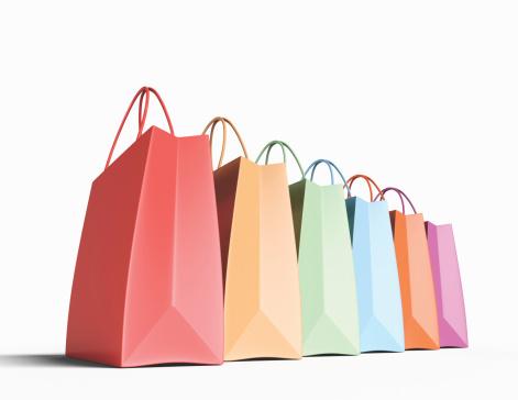Conformity「Shopping bags」:スマホ壁紙(1)