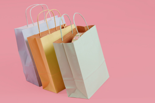 Weakness「Shopping bags」:スマホ壁紙(4)