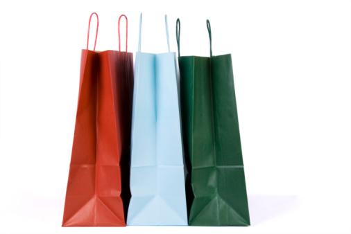 Gift Shop「Shopping Bags (Clipping Path)」:スマホ壁紙(9)
