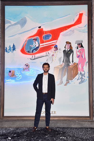人体部位「Moncler Flagship Store Opening Cocktail - White Carpet」:写真・画像(0)[壁紙.com]