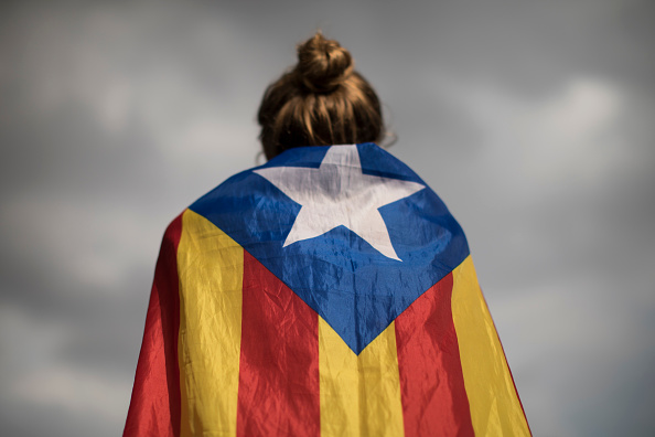 Catalonia「Preparations Are Made Leading Up To The Catalan Independence Referendum」:写真・画像(2)[壁紙.com]