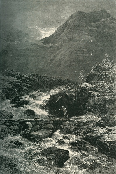 Mountain「The Stream From Llyn Idwal」:写真・画像(15)[壁紙.com]