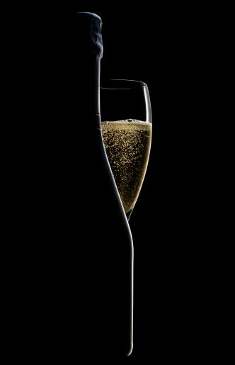 Drinking「Champagne !」:スマホ壁紙(5)