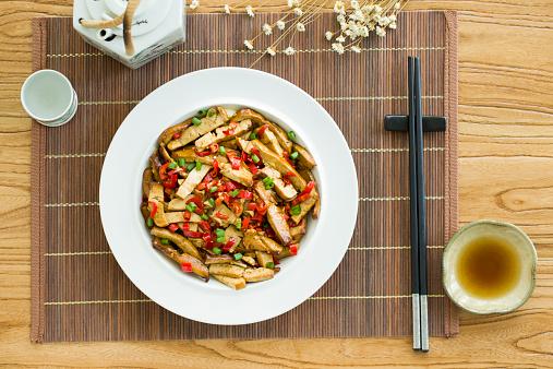 Beijing「Chinese cuisine fried tofu」:スマホ壁紙(13)