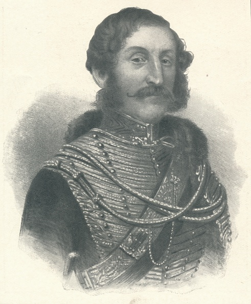 Animal Head「'James Thomas Brudenell, 7th Earl Of Cardigan', 1855 (1909)」:写真・画像(6)[壁紙.com]