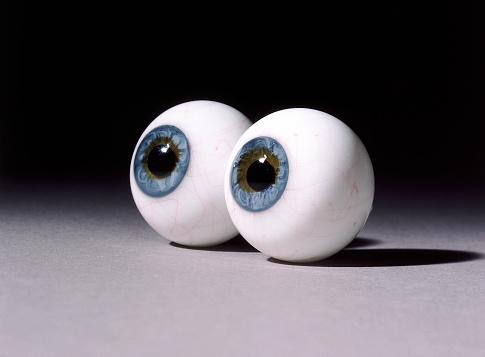 Two Objects「Eyeballs」:スマホ壁紙(12)