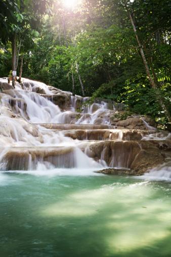Jamaica「Dunns River Falls」:スマホ壁紙(12)