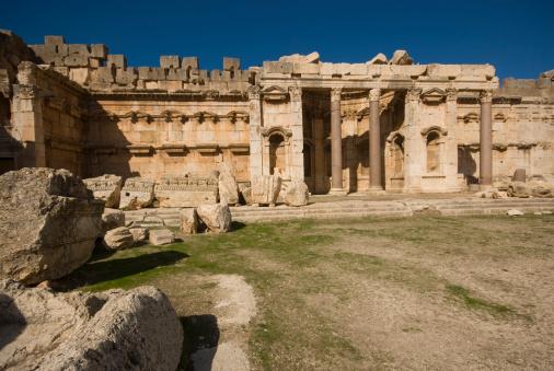 Roman「Lebanon, Bekaa valley, Baalbek」:スマホ壁紙(9)