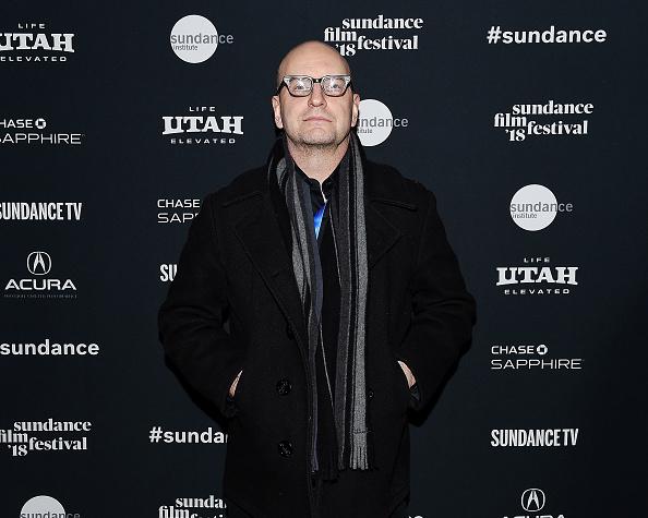 Steven Soderbergh「2018 Sundance Film Festival - The Future Of Indie TV - Panel」:写真・画像(13)[壁紙.com]