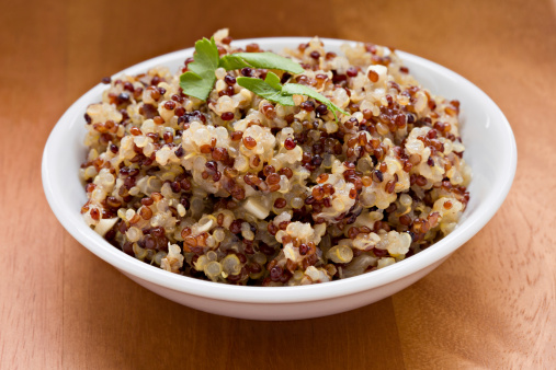 Quinoa「Cooked Quinoa Grain With Parsley」:スマホ壁紙(19)