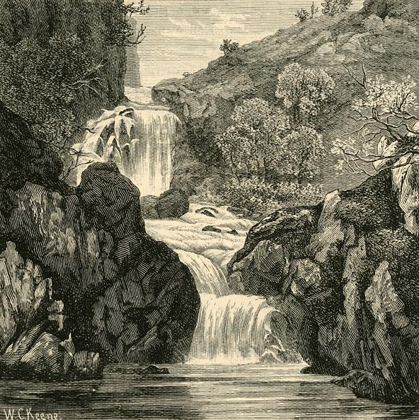 Beauty In Nature「Fall In The Devils Glen 1」:写真・画像(17)[壁紙.com]