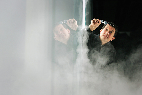Hayward Gallery「Anthony Gormley Unveils Blind Light Exhibition」:写真・画像(12)[壁紙.com]