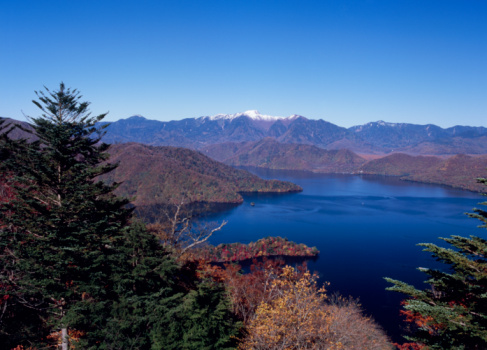 Nikko City「Lake Chuzenji, Nikko, Tochigi, Japan」:スマホ壁紙(0)