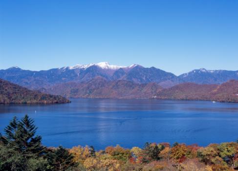 Nikko City「Lake Chuzenji, Nikko, Tochigi, Japan」:スマホ壁紙(1)