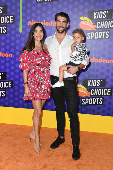 Choice「Nickelodeon Kids' Choice Sports 2018 - Arrivals」:写真・画像(7)[壁紙.com]