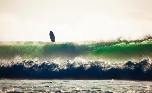 エクストリームスポーツ「サーフィンます。」:スマホ壁紙(1)