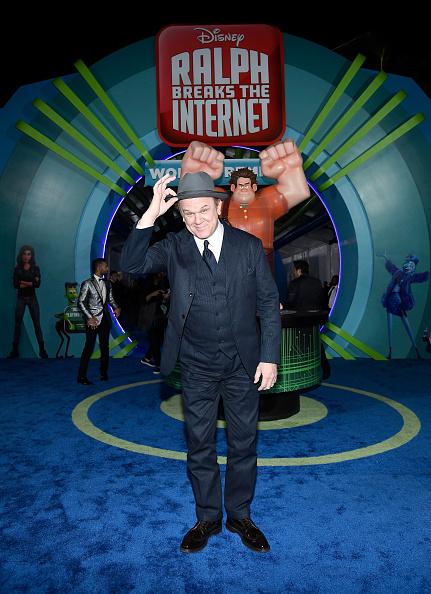 "El Capitan Theatre「Premiere Of Disney's ""Ralph Breaks The Internet"" - Red Carpet」:写真・画像(9)[壁紙.com]"