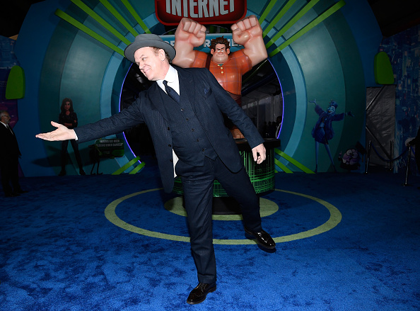 "Incidental People「Premiere Of Disney's ""Ralph Breaks The Internet"" - Red Carpet」:写真・画像(3)[壁紙.com]"