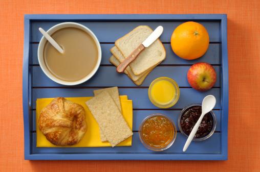 盆「Breakfast」:スマホ壁紙(13)