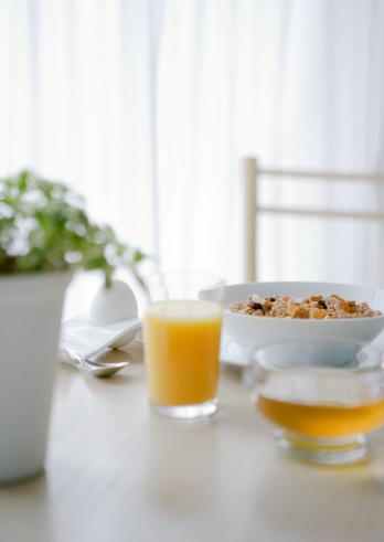 ジュース「Breakfast」:スマホ壁紙(16)