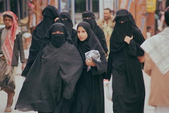 Nikab「Yemen Women」:写真・画像(11)[壁紙.com]
