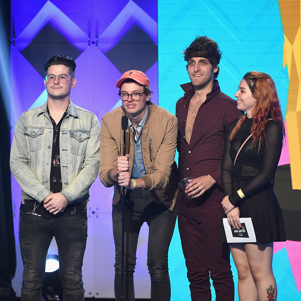 マツ科「The 8th Annual Streamy Awards - Show」:写真・画像(12)[壁紙.com]