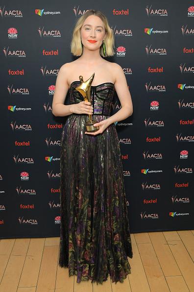 Ralph and Russo「9th AACTA International Awards – Media Room」:写真・画像(15)[壁紙.com]