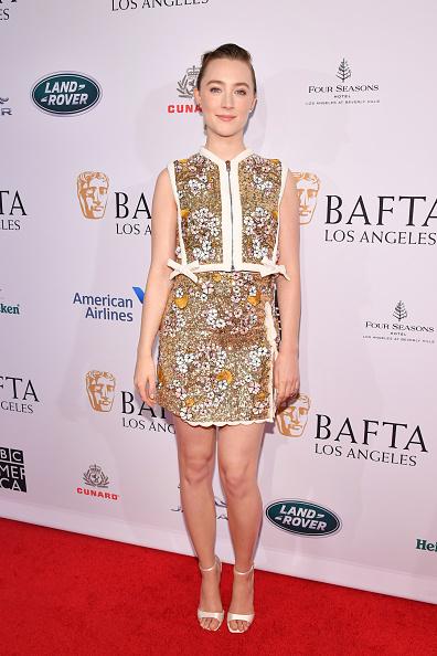 Floral Pattern「The BAFTA Los Angeles Tea Party - Arrivals」:写真・画像(19)[壁紙.com]