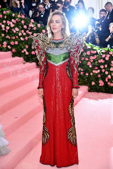 Embellished Dress「The 2019 Met Gala Celebrating Camp: Notes on Fashion - Arrivals」:写真・画像(12)[壁紙.com]