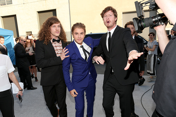Christopher Polk「The Comedy Central Roast Of Justin Bieber - Backstage And Audience」:写真・画像(2)[壁紙.com]