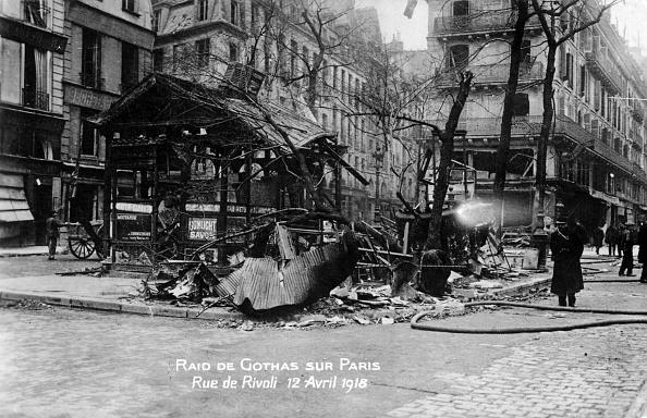 City Life「Bombing of Paris, 12 April 1918.」:写真・画像(19)[壁紙.com]