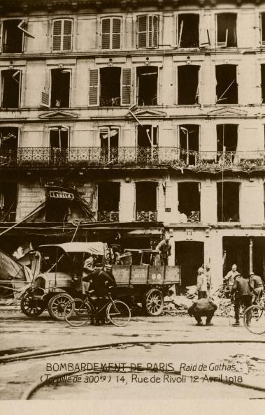 Explosive「Bombing of Paris, 12 March 1918」:写真・画像(13)[壁紙.com]