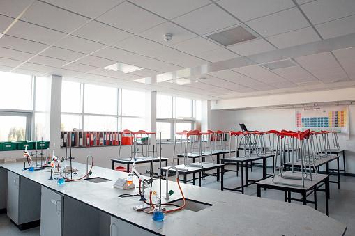 Chemistry Class「School Science Room」:スマホ壁紙(1)