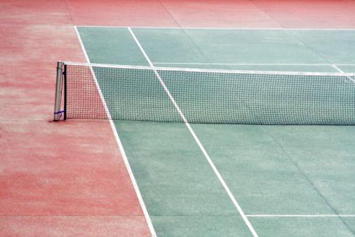 Netting「tennis」:スマホ壁紙(19)