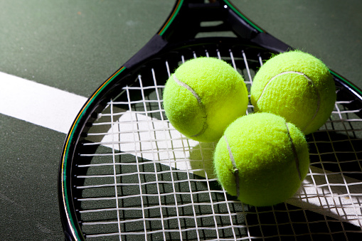 最上部「テニスコート」:スマホ壁紙(6)