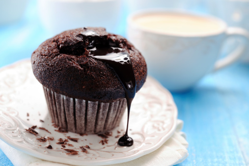 チョコレート「チョコレート muffin」:スマホ壁紙(6)