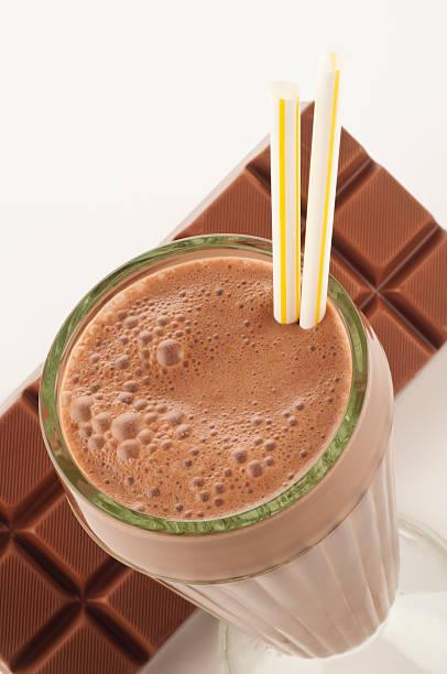 Chocolate Milk Shake Smoothie:スマホ壁紙(壁紙.com)