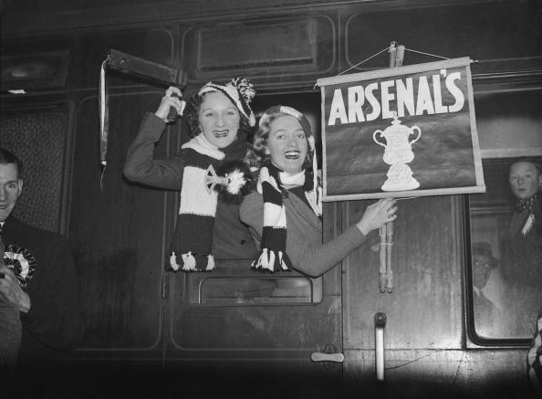 Arsenal F「FA Cup Fans」:写真・画像(8)[壁紙.com]